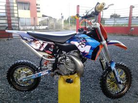 Moto Para Niño Ktm 50cc