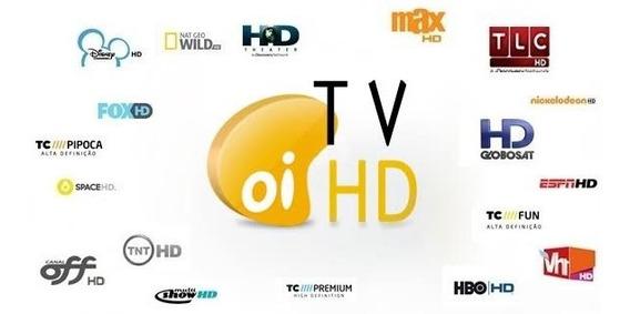 Pacote Oi Tv Total Cinema Hd Com Telecine Hbo
