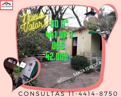 Chalet  En Ph Muy Independiente- 60 N° 441 Uf.3