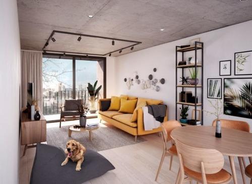 Apartamento De  2 Dormitorios, Cordón Move Cento