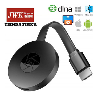 Receptor Inalámbrico Para Tv Con Hdmi Tipo Chromecast Jwk