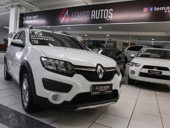 Renault Sandero Stepway Hi-flex 1.6 16v 5p Flex Aut