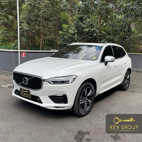 Volvo Xc60 R-desing T5 4x4 Motor 2.0 Modelo 2019