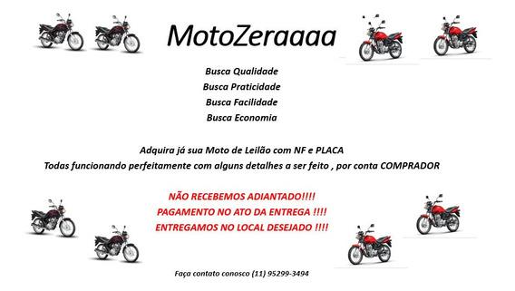Motos De Leilao