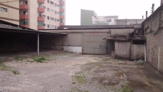 Terreno À Venda, 1026 M² - Centro - São Bernardo Do Campo/sp - Te3873