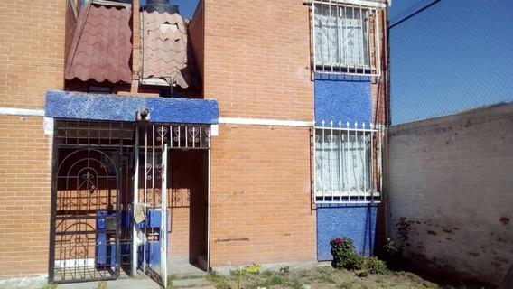 Casa De 2 Recamaras En Ecatepec