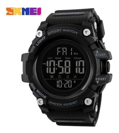 Relógio Masculino Skimei 1283 Digital Esportivo Prova Dàgua