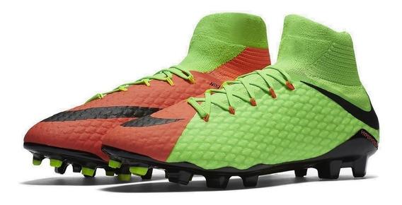 Chuteira Campo Nike Hypervenom Phatal 3 Original - Disports
