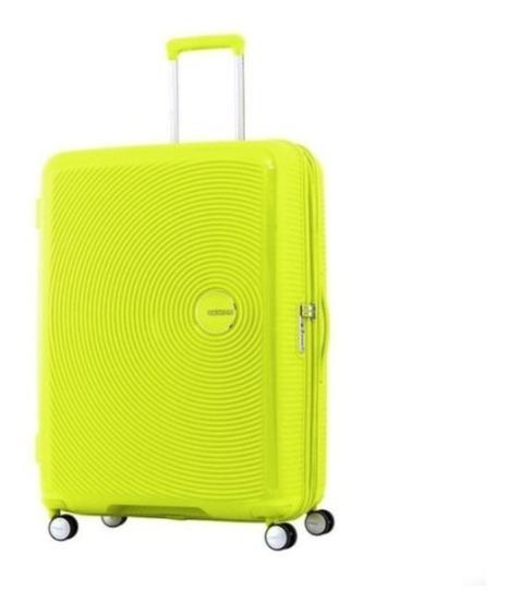 Valija Curio American Tourister Grande Amarilla Oferta