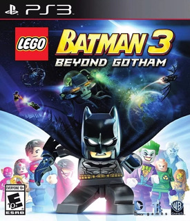 Lego Batman 3: Beyond Gotham Ps3 Digital