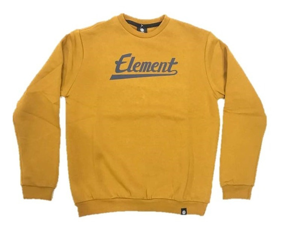 Buzo Niños Element Signature Crew Boys 23198602 Cmo
