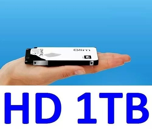 Hd 1tb Hp Pc Desktop Compaq Presario All-in-one Cq1-1320b