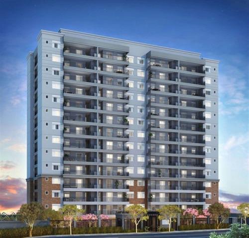 Apartamento Residencial Para Venda, Barra Funda, São Paulo - Ap4940. - Ap4940-inc