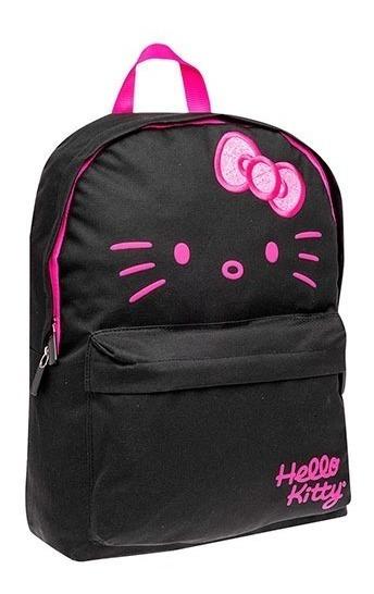 Mochila Niña Personaje Hello Kitty 88166 Envio Gratis