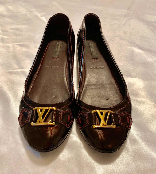 Louis Vuitton Oxford Flat Ballerina Original