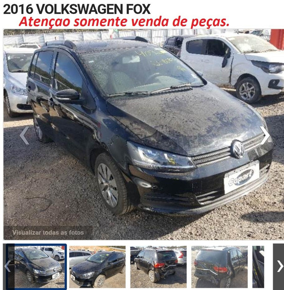 Sucata Peças De Fox Spacefox Crossfox Polo Golf 2010 A 2018