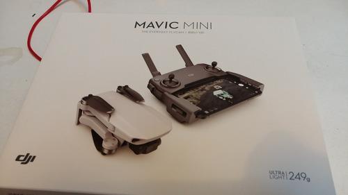 Dji Mavic Mini No Combo, Como Nuevo En Garantía.