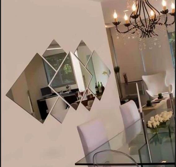 Painel De Espelho Acrílico Grande 2x1m
