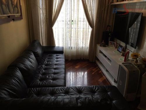 Imagem 1 de 27 de Apartamento Com 3 Dormitórios À Venda, 70 M² Por R$ 480.000,00 - Vila Formosa (zona Leste) - São Paulo/sp - Ap1355