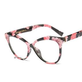 97e5dff8e Oculos De Grau Feminino Chanel Gatinho - Óculos no Mercado Livre Brasil