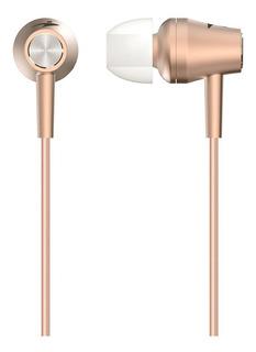 Auricular In Ear Genius Con Microfono Y Control De Llamada