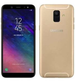Samsung Galaxy A6 2018 32gb 3gb Ram 16mp Caja Sellada