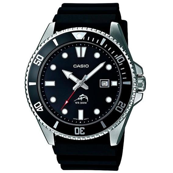Casio Mdv106-1av Diver Sea Duro 200m