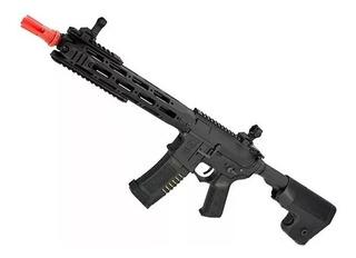 Rifle Aeg Fuzil Airsoft Ares Amoeba M4 Am 009 Bk #promoção#