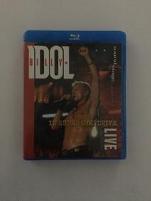 Blu-ray Billy Idol - In Super Overdrive Live