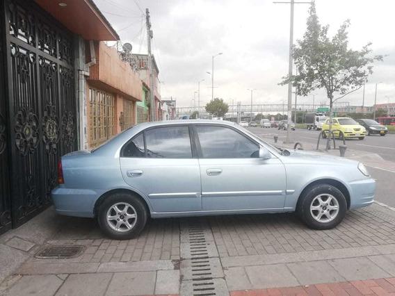 Hyundai Accent Giro 2004 Lindo