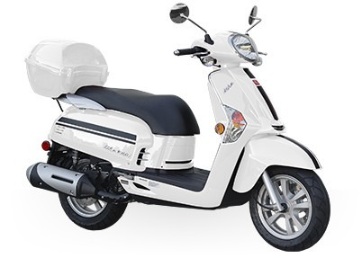 Kymco Like 200i 200cc Año Okm Scooter 0 Km 999 Motos