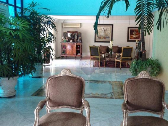 Casa No Jardim Marapendi Na Praia Da Barra Da Tijuca - Ca0057