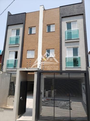 Apartamento S/ Condomínio Para Venda No Bairro Vila Curuçá - 727