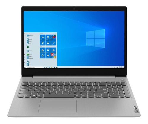 Imagem 1 de 6 de Notebook Lenovo Ideapad 15iml05 15.6  I3 10110u  4gb 1tb