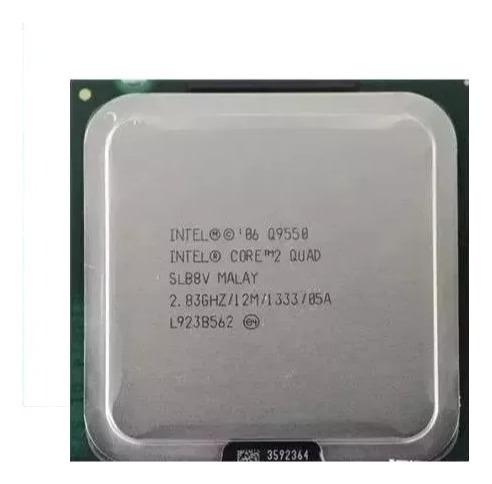 Processador Core 2 Quad - Q9550 - 2.8 Ghz