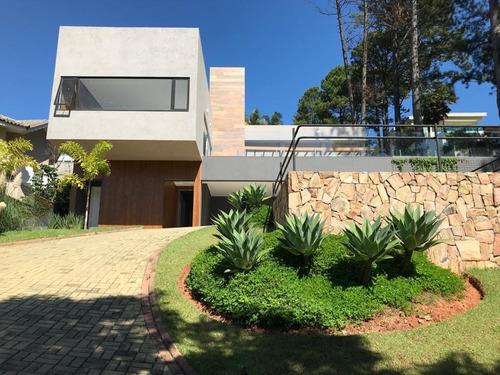 Belíssima Casa Nova No Alpha 10. Estuda Permuta. - Ca02915 - 68443775