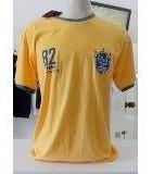 Camisa Brasil Copa 82 Comemorativa