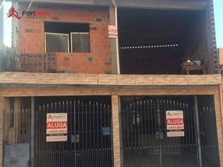 2 Casas A Venda Com Terreno , 80 M² Por R$ 270.000 - Vera Tereza - Caieiras/sp - Ca0748