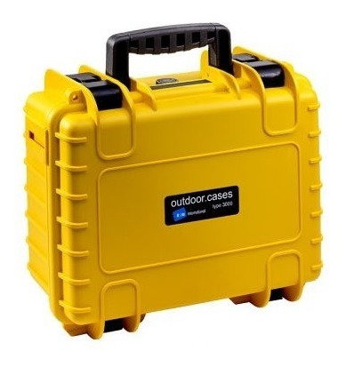 Caixa Case Proteção Para Transporte Câmera Fotográfica Afins