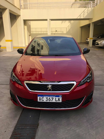Peugeot 308 1.6 S Gti 2018