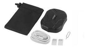 Rastreador Veicular Investigativo Tk905 S/taxas,com Bateria