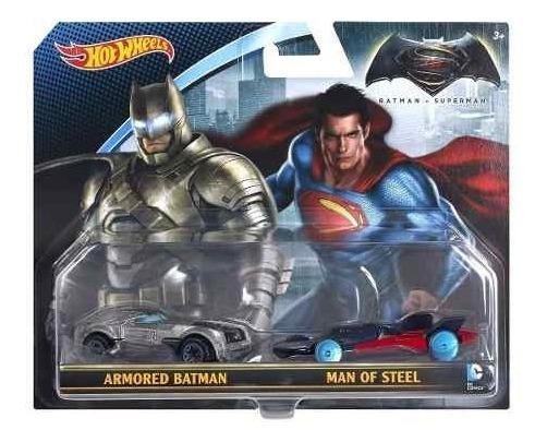 Hot Wheels Batman Vs Superman Dawn Of Justice 2-pack