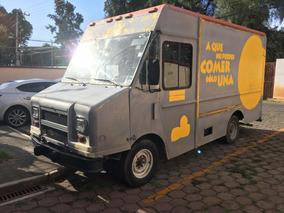Food Truck Chevrolet Vanette 2003