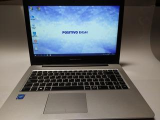 Notebook Positivo Bgh A1100i