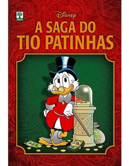 A Saga Do Tio Patinhas. Capa Dura. Don Rosa. Novo, Lacrado.