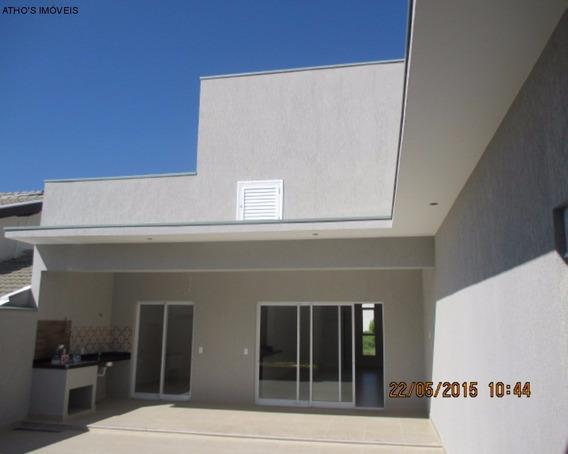 Casa Para Venda Jardim Portal Dos Ipês, Indaiatuba - Ca03794 - 4519782