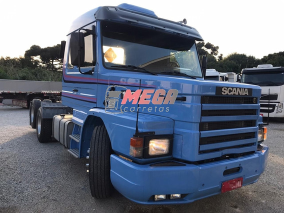 Scania T 113 360 6x2 Top Line