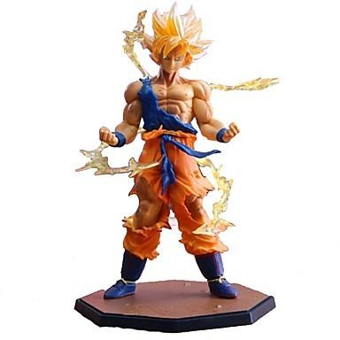 Dragon Ball Pvc Figuras De Ação Anime Modelo