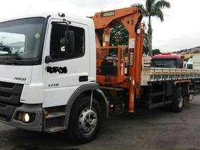 M Benz 1719 Atego 2012 Mulk Argos 16 Ton Otimo Estado