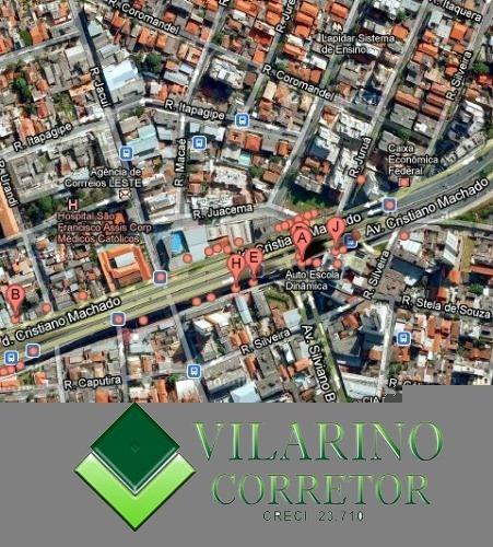 Terreno Comercial Em Belo Horizonte - 349v